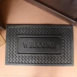 Door Mat Rubber-Welcome 60*90cm